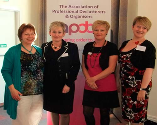 The Divas at the 2012 APDO conference